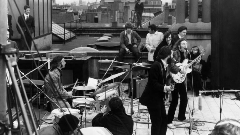 The Beatles Final Rooftop Concert