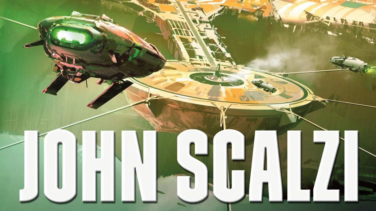 The Cover of John Scalzi's The Last Emperox