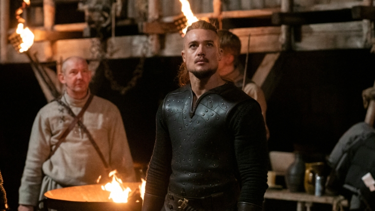 The Last Kingdom season 4 Uhtred and Beocca