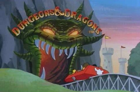 Remembering The Dungeons Dragons Tv Show Den Of Geek