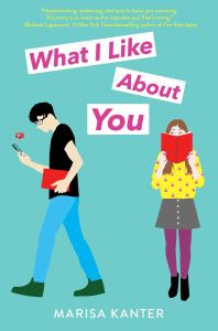 What I Like About You by Marisa Kanter