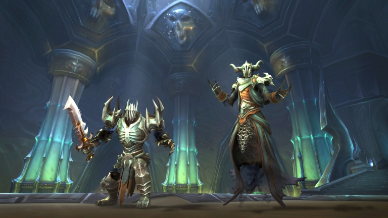 World of Warcraft: Shadowlands Torghast