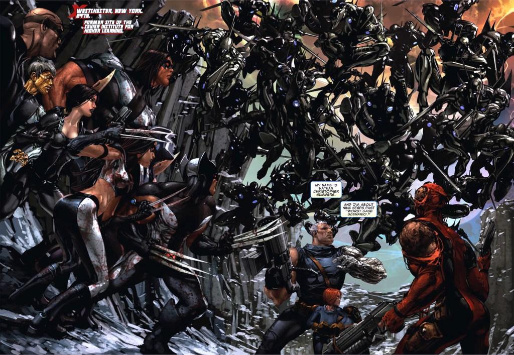 Marvel's X-Men: Messiah War