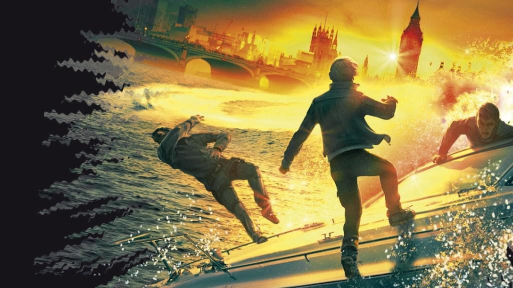 Alex Rider stunts book cover cropped