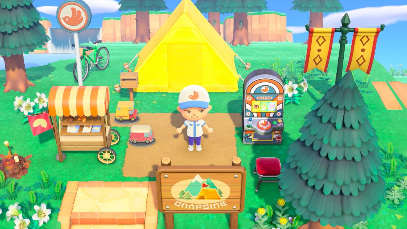 Animal Crossing New Horizons Playground Code