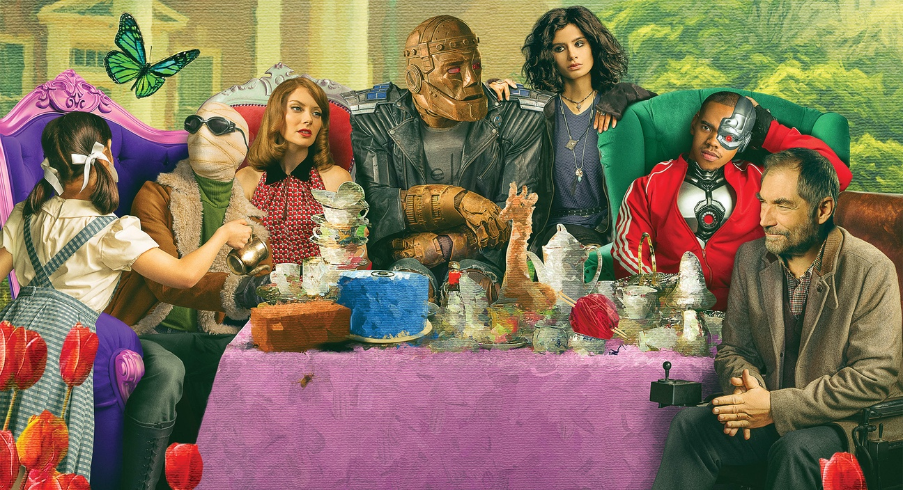 Doom Patrol Season 2 Episode 4 Return Date And More News Den Of