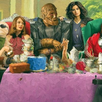 Doom Patrol Season 2 Episode 9 Review Wax Patrol Den Of Geek