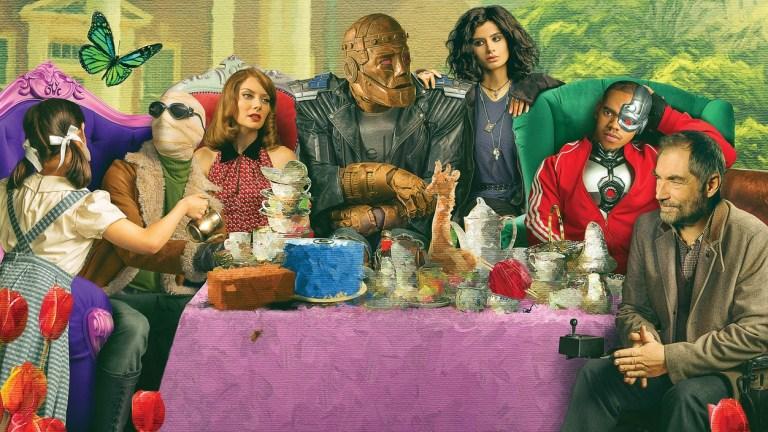 Doom Patrol Season 2 Release Date Cast Story