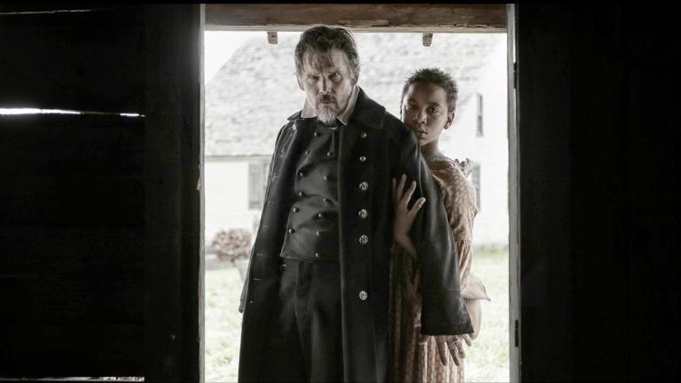 Ethan Hawke as John Brown in The Good Lord Bird