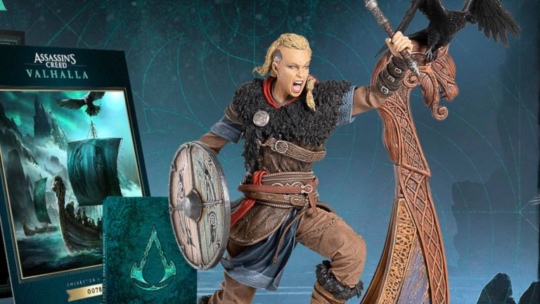 Assassin S Creed Valhalla Female Eivor Revealed As Collector S