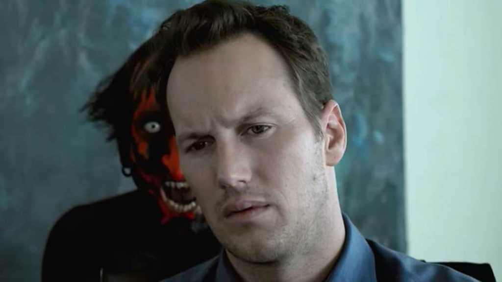 Patrick Wilson in Insidious