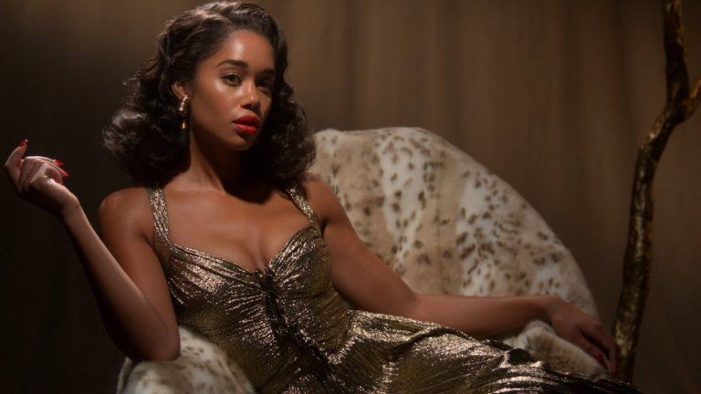 Laura Harrier in Hollywood Episode 5