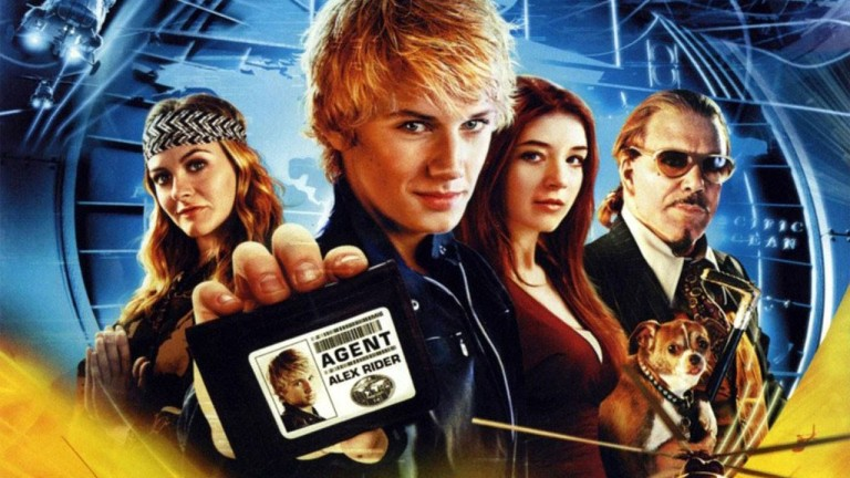 Alex Rider Operation Stormbreaker
