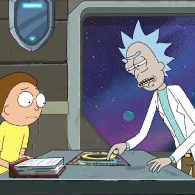 Rick and Morty - Dan Harmon's Story Circle