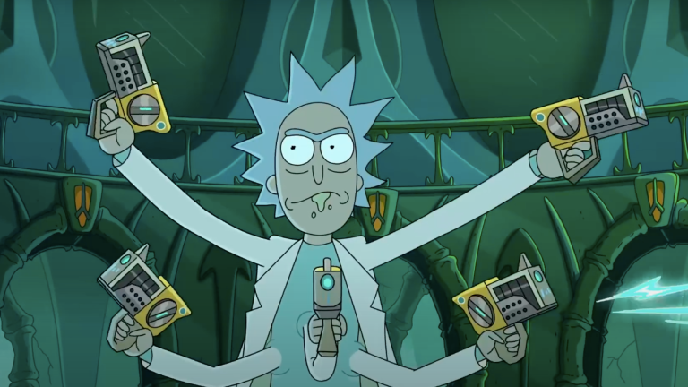 Rick and Morty Season 4 Episode 6 Never Ricking Morty