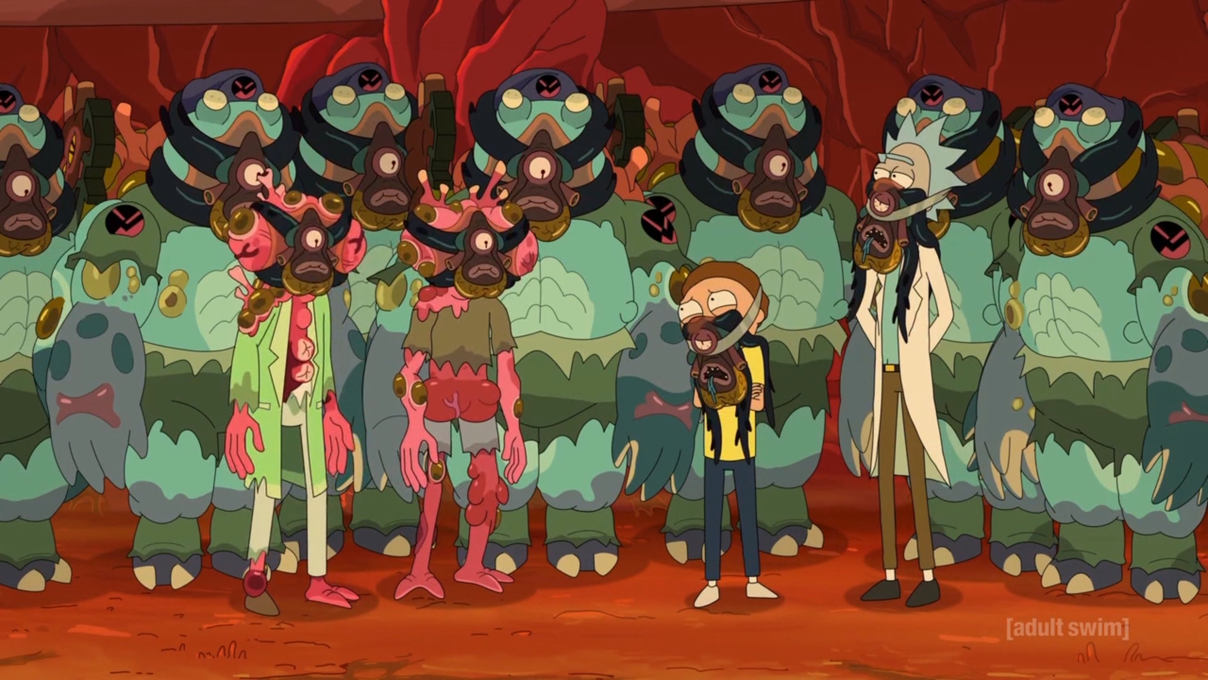 Rick And Morty Season 4 Episode 7 Review Promortyus Den Of Geek