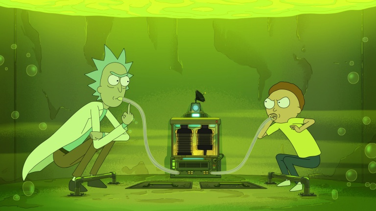 Rick and Morty Season 4 Episode 8