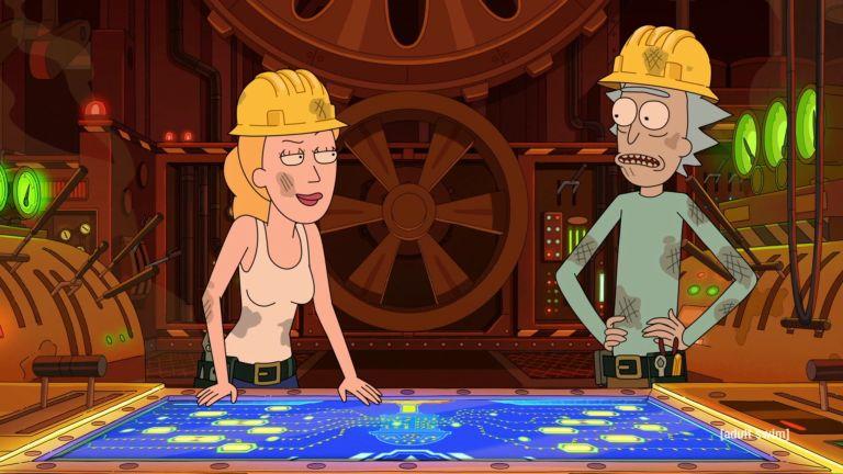 Rick and Morty Season 4 Episode 9