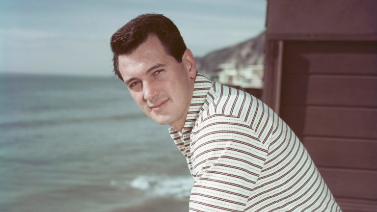 Rock Hudson History in Hollywood