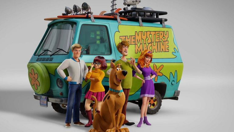 Scoob: New Scooby-Doo Animated Movie
