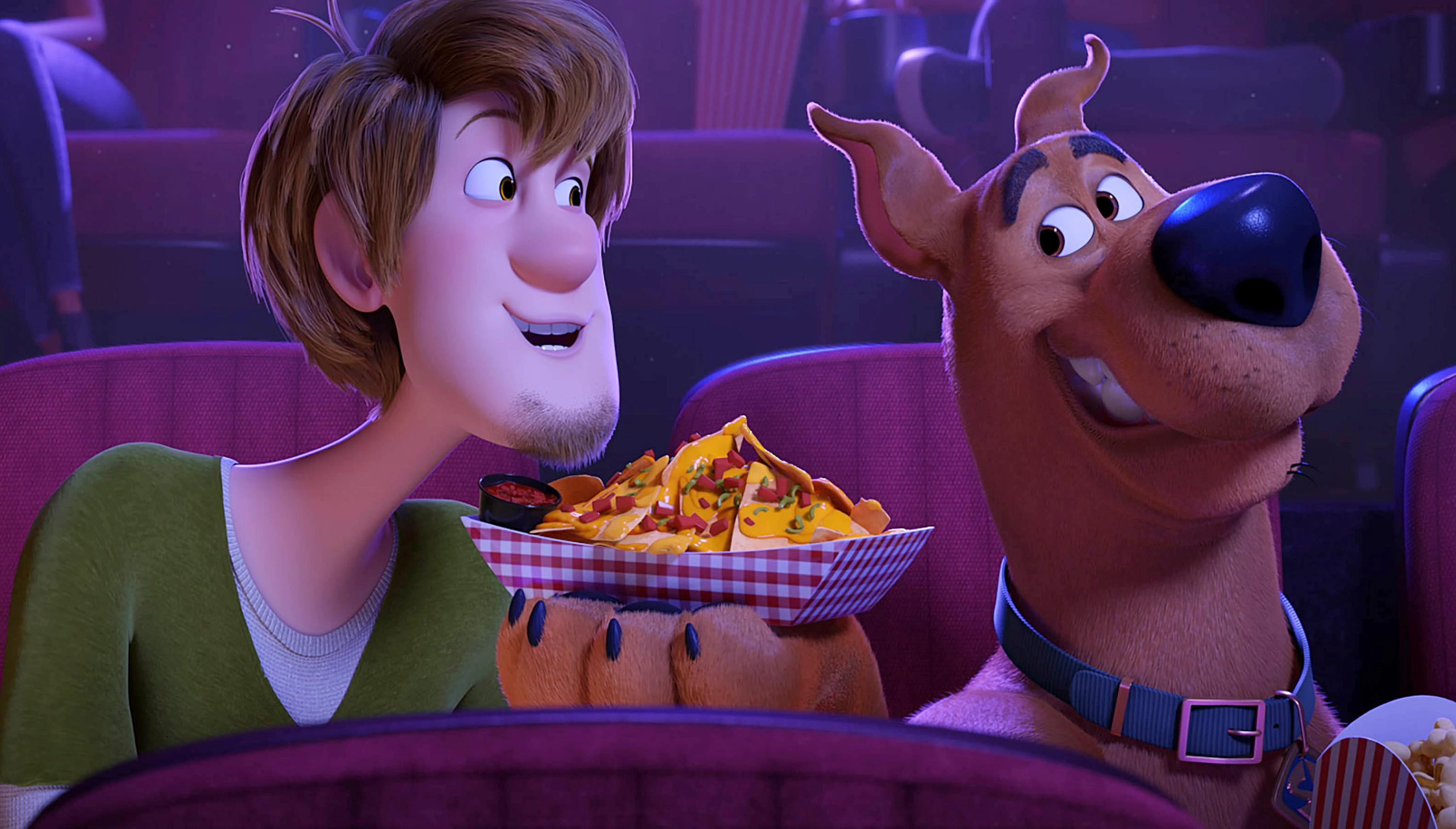 Scoob! Review: New Scooby-Doo Movie is Goofy and Charming | Den of Geek