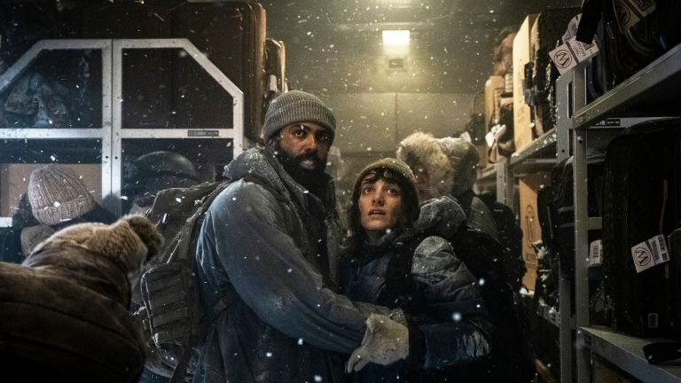 Snowpiercer Episode 1 First the Weather Changed