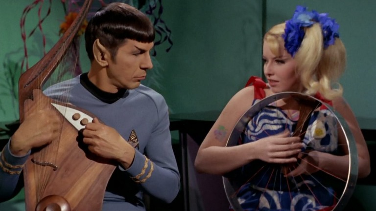 "Star Trek ""The Way to Eden"""