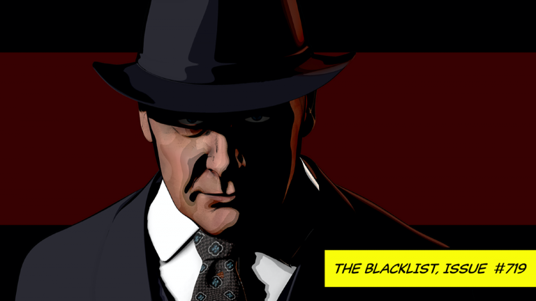 The Blacklist Season 7 Finale Animation