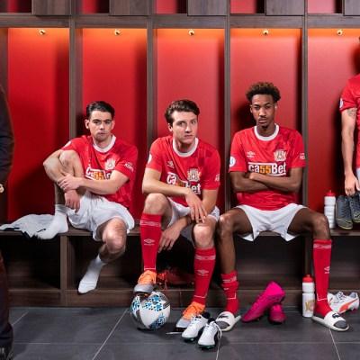 BBC One's The First Team Will Arnett