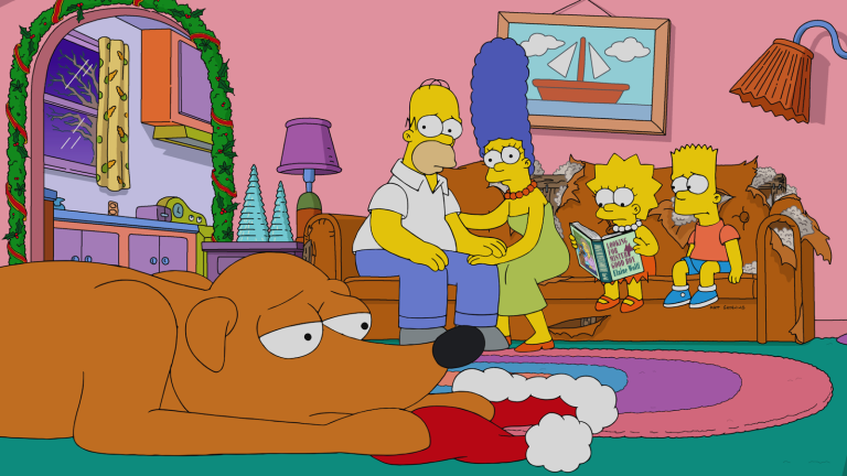 The Simpsons Season 31 Episode 22 The Way of the Dog