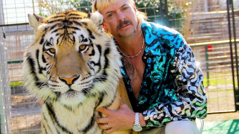 Tiger King Joe Exotic Nicolas Cage