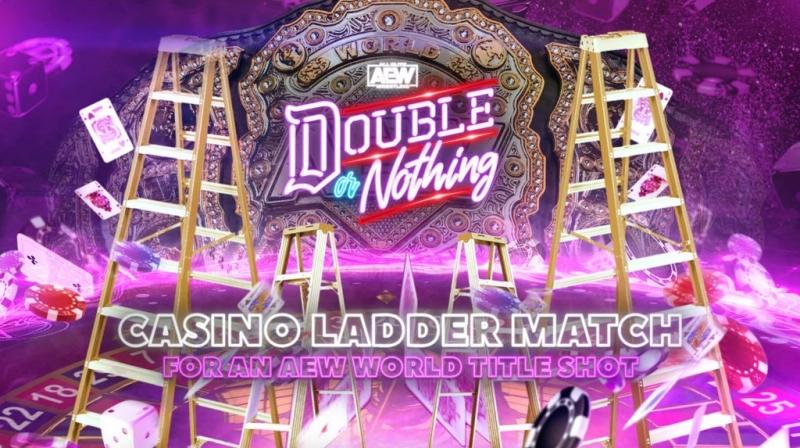 Casino Ladder Match en AEW Double or Nothing 2020