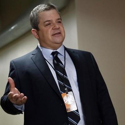 Patton Oswalt on Agents of SHIELD