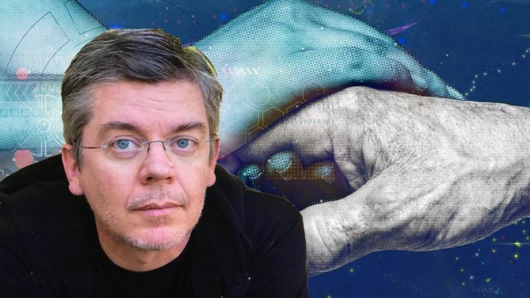 Daniel Abraham co-author of The Expanse