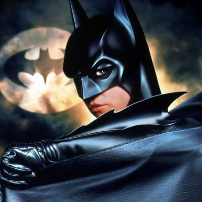 Val Kilmer As Batman In Batman Forever