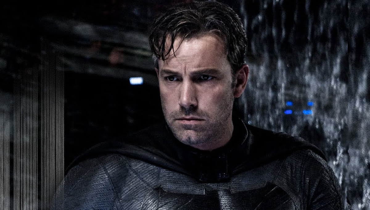 Future of Affleck in the DCEU?