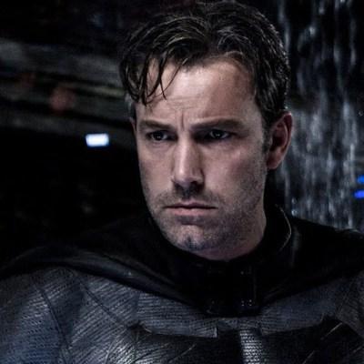 Ben Affleck as Batman in Batman v Superman: Dawn of Justice