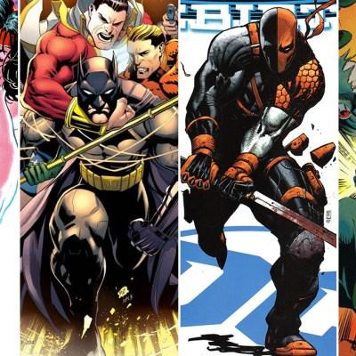 Best Comics to Binge Read on DC Universe