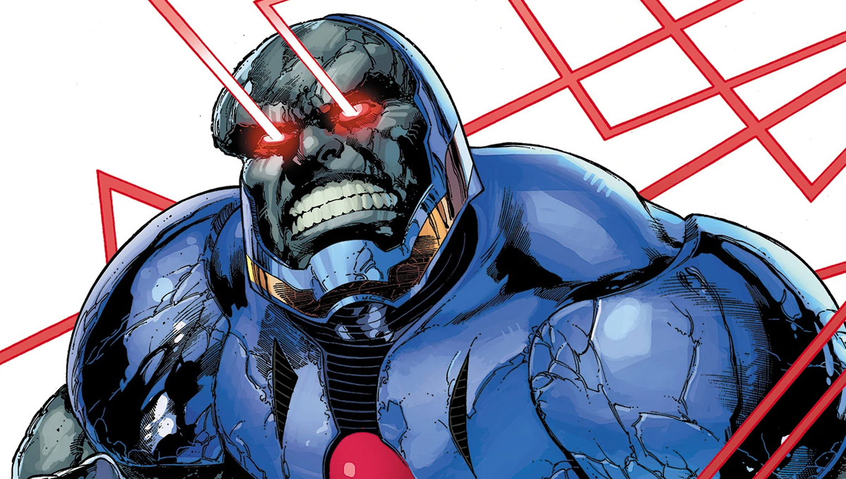 Darkseid Revealed by Zack Snyder for Justice League Snyder ...