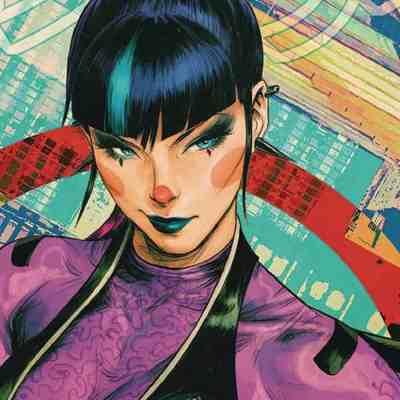 Punchline, Joker's New Girlfriend in DC's Batman