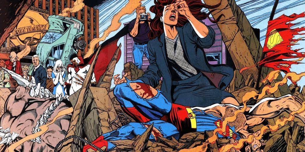 The Death and Return of Superman (DC Comics)