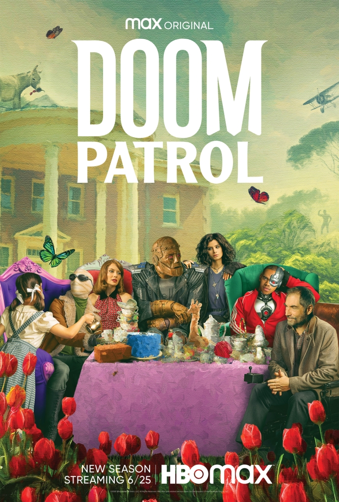 doom patrol cast season 2