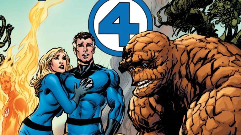 Fantastic Four: The Antithesis