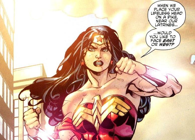 Gail Simone's Wonder Woman