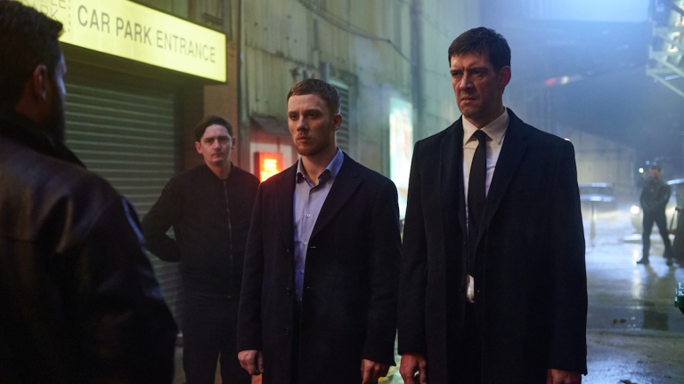 Adrian Bower as Mark in Gangs Of London