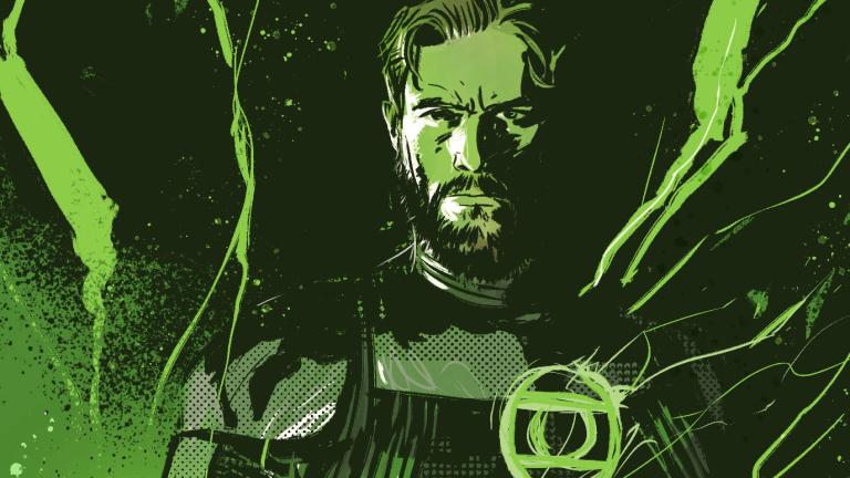 Green Lantern Earth One Vol. 2 Hal Jordan