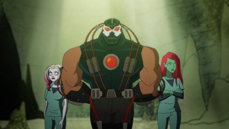 Harley Quinn Season 2 Episode 7: There's No Place to Go But Down
