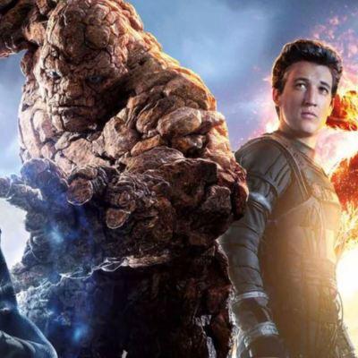 Josh Trank's Fantastic Four Movie