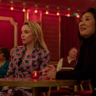 Killing Eve season 3 episode 8 review Eve and Villanelle Villaneve