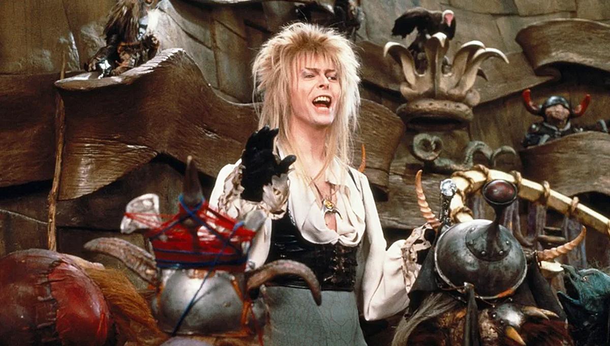 Labyrinth David Bowie Ganzer Film